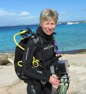 Becky Litton - scuba 1