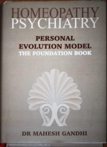 Homeopathy & Psychiatry book jacket